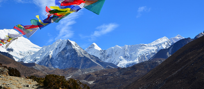 Gokyo Everest Base Camp-Island Peak